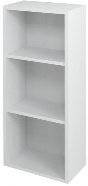 Espace ESP170LP otvorená policová skrinka 35x94x22 cm,biela