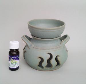 Eukalyptus eterický olej silica 10 ml
