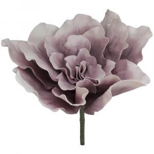 Europalms Obrie kvet ruže, ružový, 80 cm
