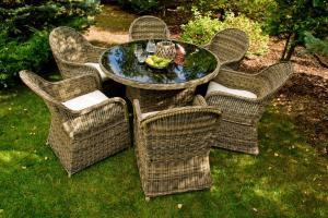 Exkluzívna záhradná zostava FORTE