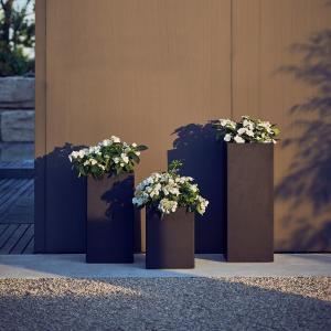Exteriérový kvetináč na kolieskach PLANTER