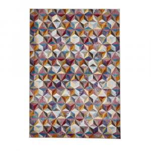 Farebný vzorovaný koberec Thing Rugs 16th Avenue, 120×170cm