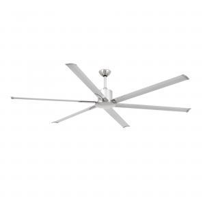 FARO ANDROS anodizovaná šedá stropní ventilátor 33465
