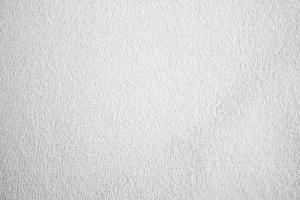 FITMANIA Nepremokavá plachta s gumičkou  pro dětské postýlky Barva: Bílá, Rozměř: 38x80 cm