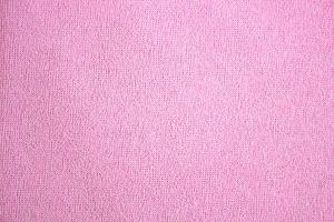 FITMANIA Nepremokavá plachta s gumičkou  pro dětské postýlky Barva: Růžová, Rozměř: 80x160 cm