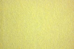 FITMANIA Nepremokavá plachta s gumičkou  pro dětské postýlky Barva: Žlutá, Rozměř: 70x140 cm