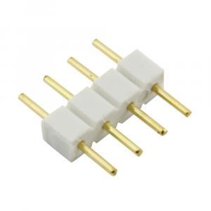 FKT Propojovací hřebínek pro RGB, 4 pin, RM 2,54 mm, bílý 4738020