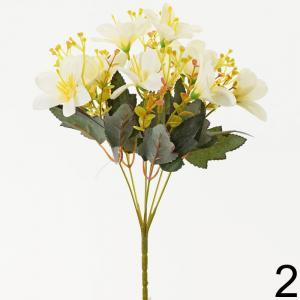 Florasystém Kytica biela 31cm 1000922B