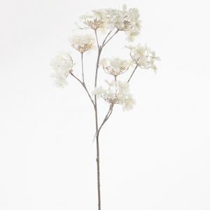 Florasystém Vianočná Hydrangea 78cm biela 8200394