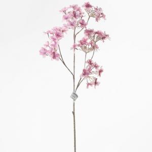 Florasystém Vianočná Hydrangea 78cm ružová 8200393