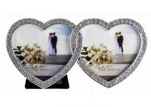 Fotorámik svadobný, PF04, 2 srdcia