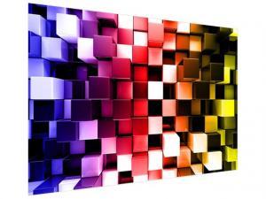Fototapeta Farebné 3D kocky 200x135cm FT3256A_1AL