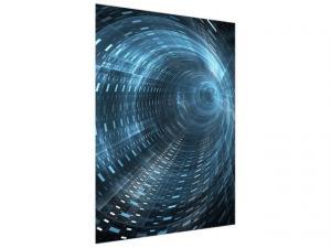 Fototapeta Interaktívny tunel 3D 150x200cm FT2814A_2M