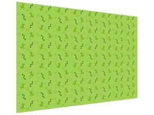 Fototapeta Usmiate zelené dinosaury 200x135cm FT4011A_1AL
