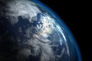 Fototapeta Vesmír - Zem 186 - samolepiaca