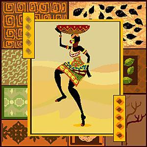 Fototapety Africké motívy 5458 - vliesová