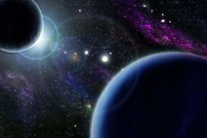 Fototapety Vesmír - Vo vesmíre 182 - latexová