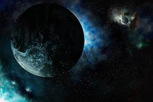 Fototapety Vesmíru - Planéty 187 - samolepiaca na stenu