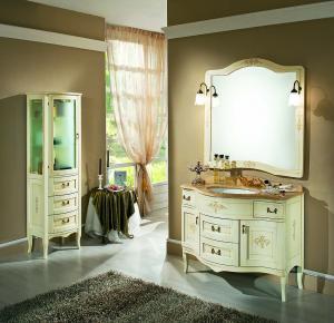 Gallo Wood Calla Dec 110 S kúpeľňový nábytok
