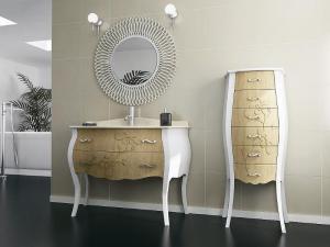 Gallo Wood GELSO BICOLOR 123-S  kúpeľňový nábytok
