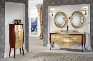 Gallo Wood GELSO BICOLOR 175-S  kúpeľňový nábytok