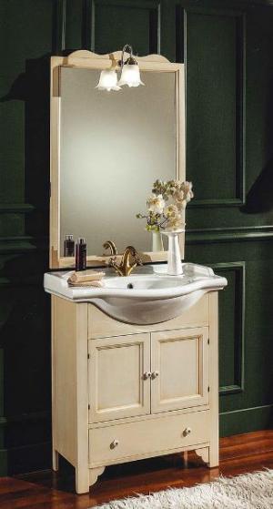 Gallo Wood TELLUS 75 ECO PAT kúpeľňový nábytok