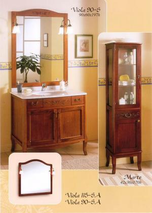 Gallo Wood VIOLA 90-S  kúpeľňový nábytok