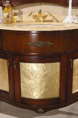 Gallo Woodk IRIS bicolor 110-S  kúpeľňový nábytok