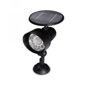 Garden King Solárne svetlo bezpečnostné LED diódy 12 palcové