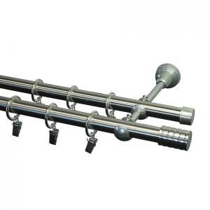 Garniž II Stylus Fi 19 160 cm Mati
