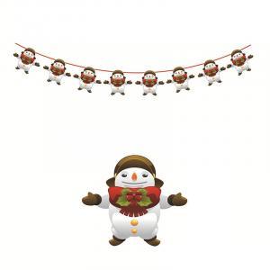 girlanda vianočný Varianta: 4