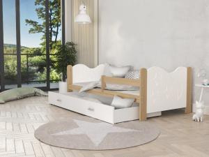 GL Detská posteľ Mikolaj Rozmer: 190x80