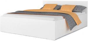 GL Jednolôžková posteľ Dolly - biela Rozmer: 200x120