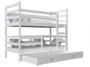 GL Poschodová posteľ Jacek Rozmer: 200x90