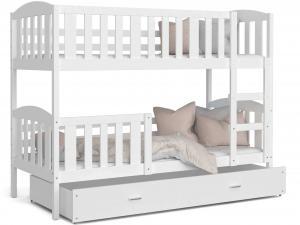 GL Poschodová posteľ Jakub 5 Rozmer: 190x80