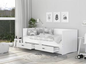 GL Rozkladacia posteľ Hermes II 200x80