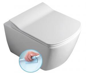 Glanc GC321 závesné WC rimless