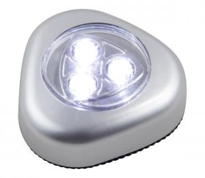 GLOBO 31909 - LED Orientačné svietidlo FLASHLIGHT 4xLED/0,21W/1,5 V
