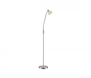 Globo 54341-1S - LED stojacia lampa ELLIOTT 1xE14/4W/230V