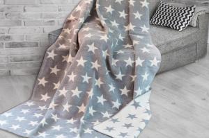 Greno Hviezdičková hrejivá deka Stars - 150x200cm Rozmer: 150 x 200 cm