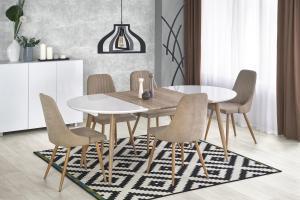 Halmar EDWARD rozkladací stôl, dub san remo