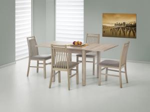 HALMAR Gracjan rozkladací jedálenský stôl dub sonoma