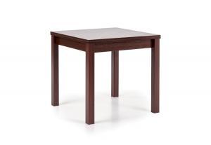 HALMAR Gracjan rozkladací jedálenský stôl tmavý orech