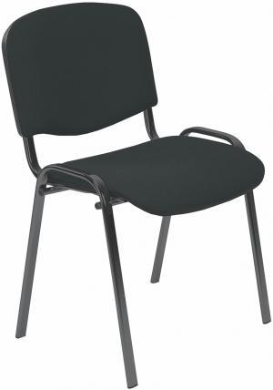HALMAR Iso konferenčná stolička čierna (C11)