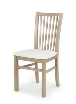 HALMAR Jacek jedálenská stolička dub sonoma / biela