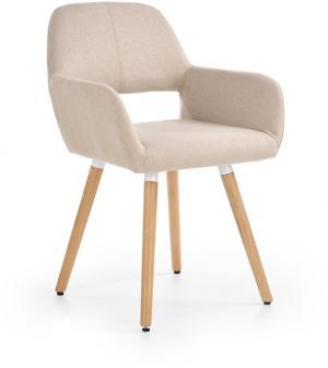 HALMAR K283 jedálenská stolička béžová