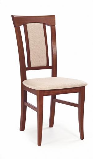 HALMAR Konrad jedálenská stolička čerešňa antická / svetlohnedá