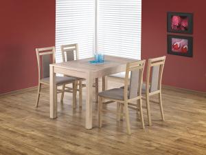 HALMAR Maurycy rozkladací jedálenský stôl dub sonoma