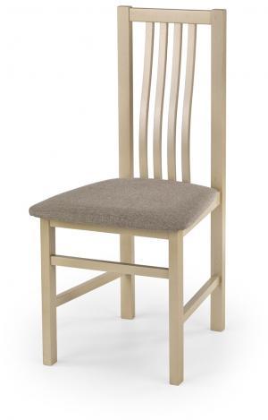 HALMAR Pawel jedálenská stolička dub sonoma / hnedá