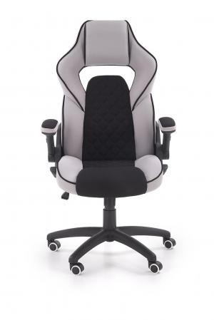HALMAR Sonic kancelárska stolička s podrúčkami čierna / sivá